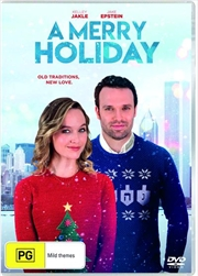 A Merry Holiday | DVD