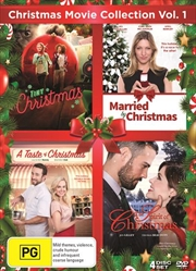 Christmas Movie Collection - Vol 1 | DVD