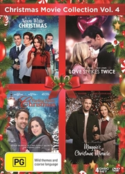 Christmas Movie Collection - Vol 4 | DVD