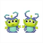 Pixar - Alien Remix Tuck & Roll US Exclusive Pop! Vinyl 2-Pack [RS] | Pop Vinyl