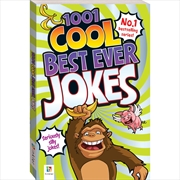 1001 Cool Best Ever Jokes | Paperback Book