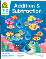 Addition And Subtraction: 6-8 | Paperback Book