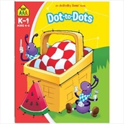 Dot To Dots: Ages 4-6 | Paperback Book