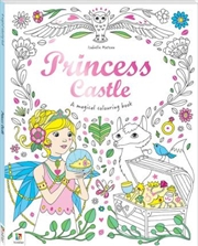 Princess Castle | Colouring Book