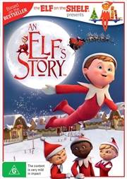 An Elf's Story - The Elf On The Shelf | DVD