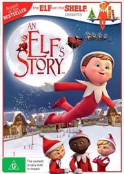 An Elf's Story - The Elf On The Shelf | DVD