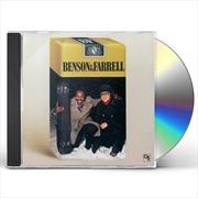 Benson And Farrell   CD