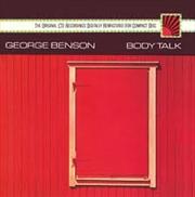 Body Talk   CD