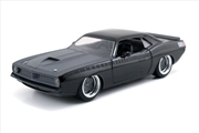 Fast & Furious - 1973 Plymouth Narracuda 1:24 Scale Hollywood Ride | Merchandise
