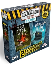 Escape Room the Game 2 Players - The Little Girl and House by the Lake | Merchandise