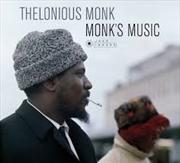 Monks Music | CD