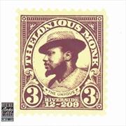 Unique Thelonious Monk | CD