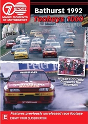 Magic Moments Of Motorsport - Bathurst 1992 | DVD
