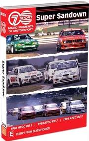 Magic Moments Of Motorsport - Super Sandown | DVD