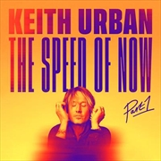 Speed Of Now - Part 1 | CD