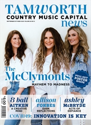Tamworth Country Music Capital News Vol 1 Sept - Oct | Merchandise