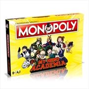 Monopoly - My Hero Academia Edition | Merchandise