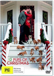 12 Pups Of Christmas | DVD