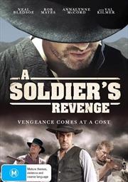 A Soldier's Revenge | DVD