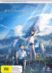 Weathering With You | DVD