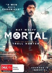 Mortal | DVD