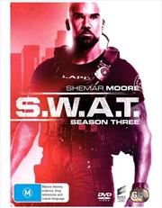 S.W.A.T. - Season 3 | DVD