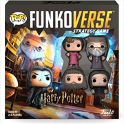 Funkoverse - Harry Potter 102 4pk Board Game | Pop Vinyl