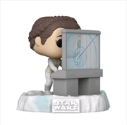 Star Wars - Leia US Exclusive Pop! Deluxe Diorama [RS] | Pop Vinyl
