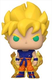 Dragon Ball Z - Goku Super Saiyan First Appearance Pop! Vinyl | Pop Vinyl