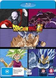 Dragon Ball Super - Collection 3 | Blu-ray