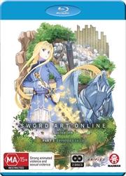 Sword Art Online - Alicization - Part 2 - Eps 14-24 | Blu-ray