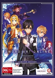 Sword Art Online - Alicization - Part 2 - Eps 14-24 - Limited Edition | Blu-ray