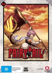 Fairy Tail - Collection 23 - Eps 278-290 | DVD