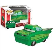 Cars - Ramone with Green Paint Deco US Exclusive Pop! Vinyl   Pop Vinyl