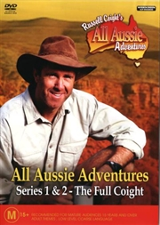 Russell Coight's All Aussie Adventure - Series 01 and 02 | DVD