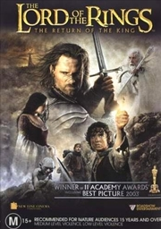 Lord Of The Rings, The - The Return Of The King | DVD