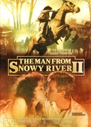 Man From Snowy River 2, The | DVD