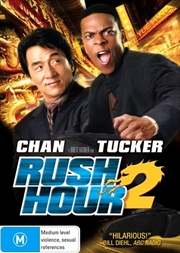 Rush Hour 2 | New Packaging | DVD