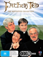 Father Ted - Complete Series | Box Set | DVD