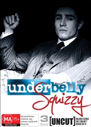 Underbelly - Squizzy | DVD