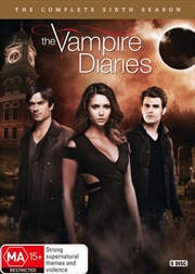 Vampire Diaries - Season 6 | DVD