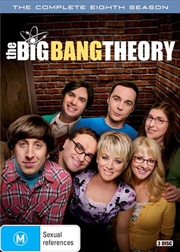 Big Bang Theory - Season 8, The | DVD