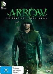 Arrow - Season 3 | DVD