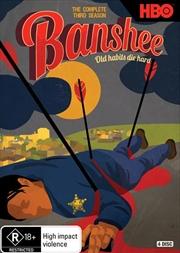 Banshee - Season 3 | DVD