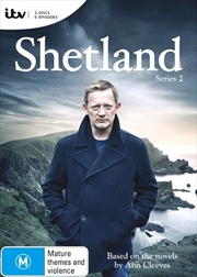 Shetland - Series 2 | DVD
