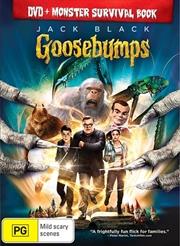 Goosebumps | DVD