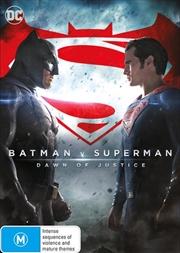 Batman V Superman - Dawn Of Justice | DVD