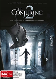 Conjuring 2, The | DVD