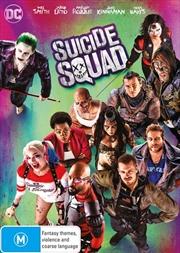 Suicide Squad | DVD
