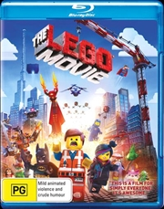 Lego Movie, The | Blu-ray